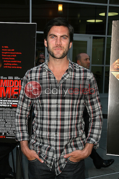 Wes Bentley<br />