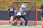Redondo Beach, CA 05/14/11 - Julia Alvarez (St Margaret #23) in action during the 2011 Division 2 US Lacrosse / CIF Southern Section Championship game between Cate School and St Margaret.
