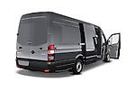 Car images of 2016 Mercedes Benz Sprinter-Cargo-Van 2500-144-WB-High-Roof 4 Door Cargo Van Doors