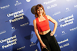 Spanish actress Malena Alterio during the photocall of Jamie Cullum's concert in the Universal Music Festival 2019. July 22, 2019. (ALTERPHOTOS/Acero)