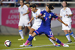 Kozue Ando (JPN), MAY 28, 2015 - Football / Soccer : KIRIN Challenge Cup 2015 match between Japan 1-0 Italy at Minaminagano Sports Park, <br /> Nagano, Japan. (Photo by Yusuke Nakansihi/AFLO SPORT)
