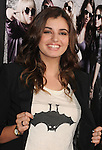 HOLLYWOOD, CA - SEPTEMBER 24: Rebecca Black attends the 'Pitch Perfect' - Los Angeles Premiere at ArcLight Hollywood on September 24, 2012 in Hollywood, California.