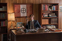 BlacKkKlansman (2018) <br /> Topher Grace <br /> *Filmstill - Editorial Use Only*<br /> CAP/MFS<br /> Image supplied by Capital Pictures