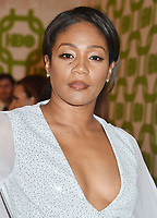 BEVERLY HILLS, CA - JANUARY 06: Tiffany Haddish attends HBO's Official Golden Globe Awards After Party at Circa 55 Restaurant at the Beverly Hilton Hotel on January 6, 2019 in Beverly Hills, California.<br /> CAP/ROT/TM<br /> &copy;TM/ROT/Capital Pictures