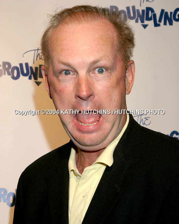 "©2004 KATHY HUTCHINS /HUTCHINS PHOTO.30TH ANNIVERSARY OF ""THE GROUNDLINGS"".HENRY FONDA THEATER.Los Angeles, CA.OCTOBER 5, 2004..TIM STACK"
