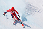 Gakuta Koike (JPN), <br /> MARCH 10, 2018 - Alpine Skiing : <br /> Men's Downhill Standing <br /> at Jeongseon Alpine Centre  <br /> during the PyeongChang 2018 Paralympics Winter Games in Pyeongchang, South Korea. <br /> (Photo by Yusuke Nakanishi/AFLO SPORT)