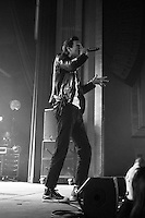 Jesse Rutherford at The Neighbourhood WIPED OUT! Tour @ Fox Theater Pomona on Feb. 5, 2016 (Photo by Tiffany Chien/Guest Of A Guest)