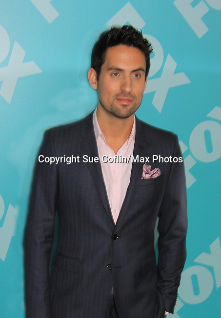 Ed Weeks - The Mindy Project at the 2013 Fox Upfront Post Party on May 13, 2013 at Wolman Rink, Central Park, New York City, New York. (Photo by Sue Coflin/Max Photos)
