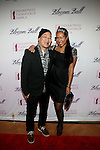 Designer Kevin Leong and Rajiah Williams Attend The 6th Annual Blossom Ball Hosted By Padma Lakshmi and Tamer Seckin, MD at 583 Park, NY