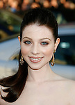 """HOLLYWOOD, CA. - April 14: Michelle Trachtenberg arrives at the premiere of Warner Bros. """"17 Again"""" held at Grauman's Chinese Theatre on April 14, 2009 in Hollywood, California."""