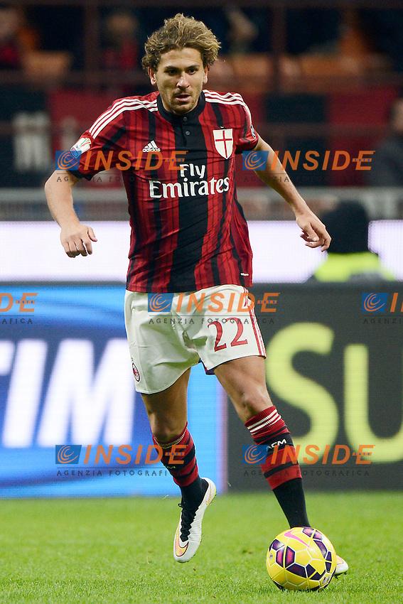Alessio Cerci Milan<br /> Milano 13-01-2015 Stadio Giuseppe Meazza - Football Calcio Coppa Italia Milan - Sassuolo. Foto Giuseppe Celeste / Insidefoto