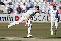 Sam Cook in bowling action for Essex during Essex CCC vs Somerset CCC, Specsavers County Championship Division 1 Cricket at The Cloudfm County Ground on 27th June 2018