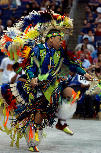 National Pow Wow Celebration<br />