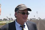 27 June 2009: John Shireffs after the Vanity Handicap (GI) at Hollywood Park in Inglewood, CA