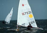 Spa Regatta 1999 - Laser