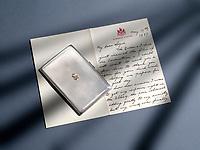 Heartfelt 'Kings Speech' letter from George VI revealed.