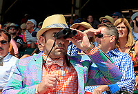 Scenes from around the Saratoga Race Course on Travers Day, Aug. 26, 2017