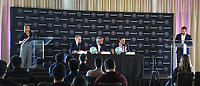 MLS Inter Miami CF, Managing Owner Jorge Mas, Sporting Director Paul McDonough and Head Coach Diego Alonso