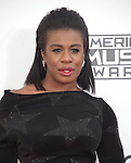 Uzo Aduba at The 2014 American Music Award held at The Nokia Theatre L.A. Live in Los Angeles, California on November 23,2014                                                                               © 2014 Hollywood Press Agency