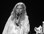 Barbra Streisand in Concert on August 3, 2019 at Madison Square Garden in New York City.