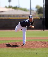 Mason Thompson - San Diego Padres 2019 spring training (Bill Mitchell)