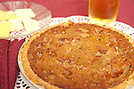 Marlborough Pie, Apple Custard Pie, New England specialty, desert, pastry, sweet fruit pie, food