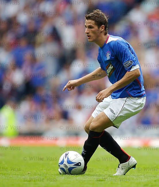 Jeremy Clement, Rangers.stock season 2006-2007.pic willie vass