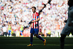 Gabriel Fernandez Arenas, Gabi, of Atletico de Madrid looks on during their La Liga match between Real Madrid and Atletico de Madrid at the Santiago Bernabeu Stadium on 08 April 2017 in Madrid, Spain. Photo by Diego Gonzalez Souto / Power Sport Images
