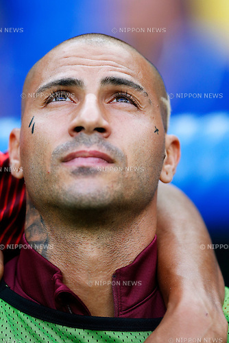 Ricardo Quaresma (POR), JULY 10, 2016 - Football / Soccer : UEFA EURO 2016 Final match between Portugal 1-0 France at Stade de France in Saint-Denis, France. (Photo by D.Nakashima/AFLO)