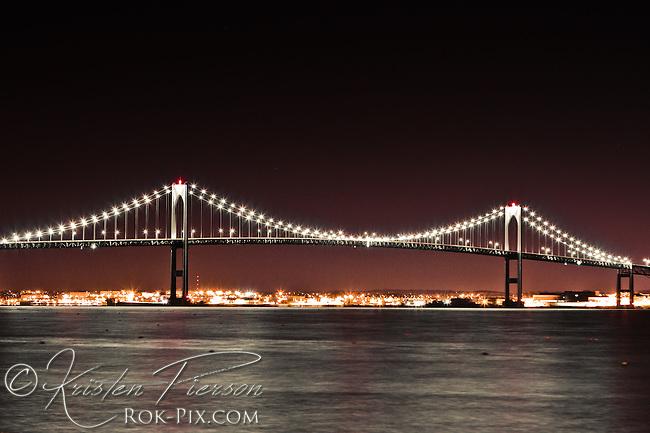 Newport Bridge Rhode Island