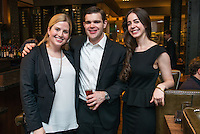 Houston Symphony Young Professional Backstage after-concert reception at the new JW Marriott Houston hotel.
