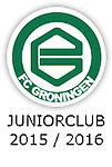 JUNIORCLUB 2015 - 2016