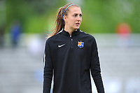 Boyds, MD - Saturday May 6, 2017: Sarah Killion prior to a regular season National Women's Soccer League (NWSL) match between the Washington Spirit and Sky Blue FC at Maureen Hendricks Field, Maryland SoccerPlex.