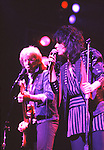 Jefferson Starship 1982 Paul Kantner and Grace Slick