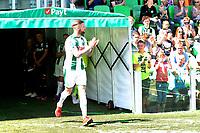 GRONINGEN - Voetbal, Open dag FC Groningen ,  seizoen 2017-2018, 06-08-2017,  FC Groningen speler Lars Veldwijk
