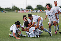 Frisco, TX - Thursday, June 23, 2016: USSDA - U13/U14 2016 June Playoffs and Showcase