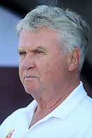 China Head Coach, Guus Hiddink, who watched the preceding match at the ground involving China and Bahrain during Republic Of Ireland Under-21 vs Mexico Under-21, Tournoi Maurice Revello Football at Stade Parsemain on 6th June 2019