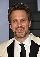 04 March 2018 - Los Angeles, California - Thomas Sadoski. 2018 Vanity Fair Oscar Party hosted following the 90th Academy Awards held at the Wallis Annenberg Center for the Performing Arts. <br /> CAP/ADM/BT<br /> &copy;BT/ADM/Capital Pictures