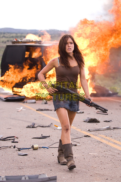 Sophia Bush<br /> in The Hitcher (2007) <br /> *Filmstill - Editorial Use Only*<br /> CAP/NFS<br /> Image supplied by Capital Pictures