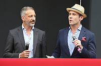 02 August 2017 - Universal City, California - Max Mutchnick, David Kohan. 'Will & Grace' Start Of Production Kick Off Event And Ribbon Cutting Ceremony. Photo Credit: F. Sadou/AdMedia
