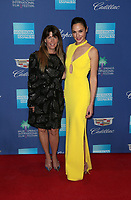 PALM SPRINGS, CA - January 2: Gal Gadot, Patty Jenkins, at 29th Annual Palm Springs International Film Festival Awards Gala at Palm Springs Convention Center in Palm Springs, California on January 2, 2018. <br /> CAP/MPI/FS<br /> &copy;FS/MPI/Capital Pictures