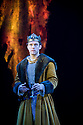 Morte D'Arthur by Sir Thomas Malory,a new adaption for The Royal Shakespeare Company by Katrina Lindsay directed by Gregory Doran.With Sam Throughton as Arthur. Opens at The Courtyard Theatre,Stratford Upon Avon  on 17/6/10 Credit Geraint Lewis