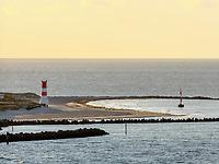 Blick vom Oberland auf Düne, Insel Helgoland, Schleswig-Holstein, Deutschland, Europa<br /> Dune seen from Oberland, Helgoland island, district Pinneberg, Schleswig-Holstein, Germany, Europe