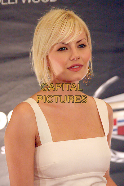 ELISHA CUTHBERT.The 13th Annual Premiere Women In Hollywood held at the Beverly Hills Hotel, Beverly Hills, California, USA..September 20th, 2006.Ref: ADM/ZL.headshot portrait.www.capitalpictures.com.sales@capitalpictures.com.©Zach Lipp/AdMedia/Capital Pictures.