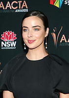 3 January 2020 - West Hollywood, California - Ashleigh Brewer. 9th Annual Australian Academy Of Cinema And Television Arts (AACTA) International Awards  held at SkyBar at the Mondrian. Photo Credit: FS/AdMedia