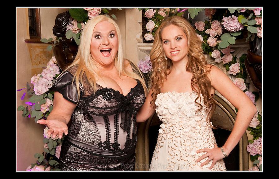 Vanessa & Allegra - March 2010