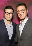 "Gio Benitez and Tommy DiDario attends the Broadway Opening Night Performance for ""Children of a Lesser God"" at Studio 54 Theatre on April 11, 2018 in New York City."