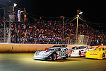 Aug 8, 2009; 10:48:58 PM; Union, KY., USA; The North-South 100  running a 50,000-to-win Lucas Oil Late Model Dirt Series sanctioned event at Florence Speedway.  Mandatory Credit: (thesportswire.net)