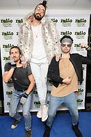 Magic Giant visit Radio 104.5