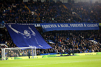 A tribute to Frank Lampard from the Chelsea fans pre-match during Chelsea vs Derby County, Caraboa Cup Football at Stamford Bridge on 31st October 2018